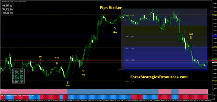 Forex pip striker ea