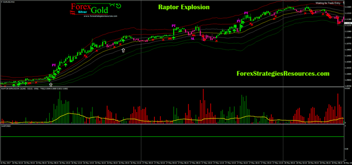 Raptor Explosion Trading Procedure