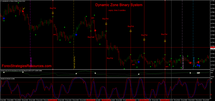 Dynamic Zone Binary System in action.